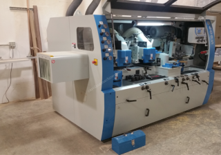 KentwoodM609 Moulder & Grinder Package