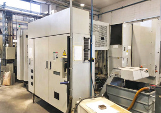 HORIZONTAL MACHINING CENTER MORI SEIKI SH-633