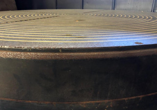 "Mattison 60"" Rotary Surface Grinder"