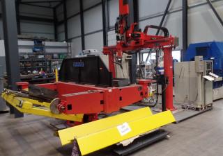 Reis Robotics SPL 80 Industrial Welding Robot