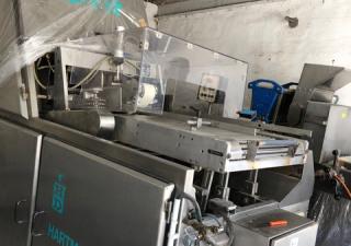 Hartmann SL 50 - Excellent Working Condition Slicing Machine