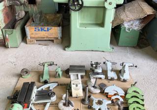 TOS Universal Tool Cutter Grinder