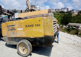ATLAS COPCO XAHS 186