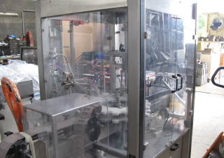 Zalkin – Glass jars closing machine TM125