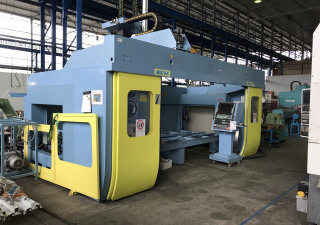 Multiax T 2708 T 0115-3615 5-Axis Portal Machining Center