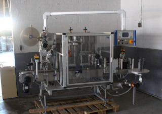 Multivac MR425 Double headed labelling machine