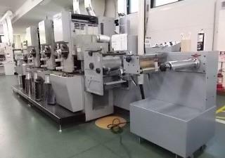 IWASAKI LR-25 3C+1C  Labeller