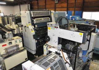KOMORI LITHRONE L-40E
