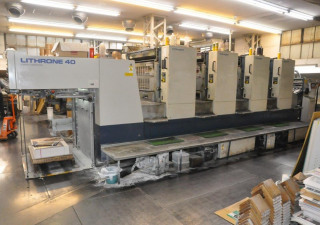 KOMORI New Lithrone L-440
