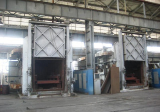 Gauchi, Peciney, Spidem, Stein Heurty Roll mill plant