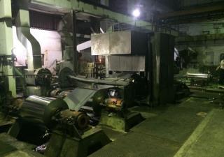 Marudhar, Sambhav - foil rolling mill plant