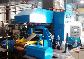 CNPT, IMS, Vollmer, ABB, Siemens, Parker & Vickers foil rolling mill