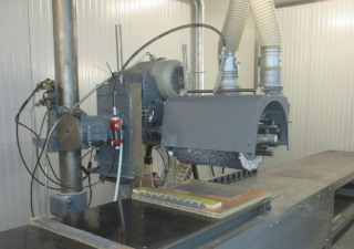 C. Harth VP3000 & PES 3 metal polishing