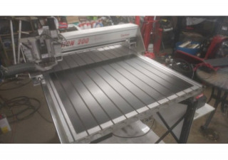 "Gerber D200 CNC Router 39"" x 47"" Table"