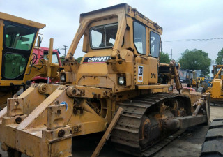 Used Caterpillar D6C for sale in USA - Kitmondo