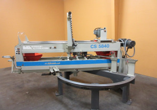 MIDWEST AUTOMATION CS5840 COUNTERTOP SAW