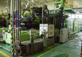 ENGEL DUO 1300 ton Injection moulding machine