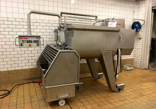Twin-shaft paddle mixer Wolfking TSM 850L