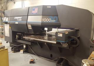 LVD/Strippit 1000MXP/30 CNC Turret Punch