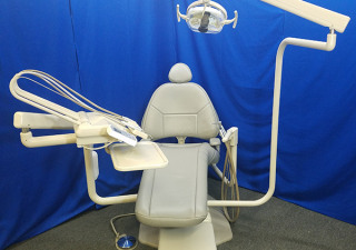 A-dec Cascade 1040 Dental Radius Package with Continental Delivery