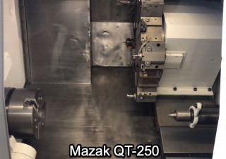 Mazak Quick Turn 250