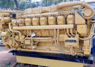2000 HP Caterpillar 3516B Engine
