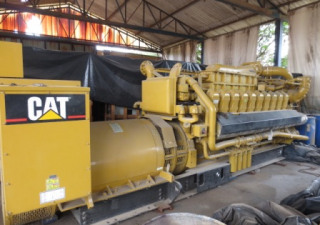 2055 KW Caterpillar G3520C Generator Set