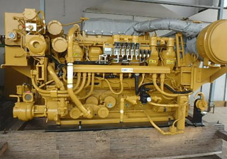 2365 HP Caterpillar 3512C HD Engine
