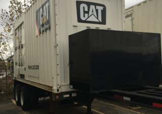 600 KW Caterpillar XQ600 Generator Set