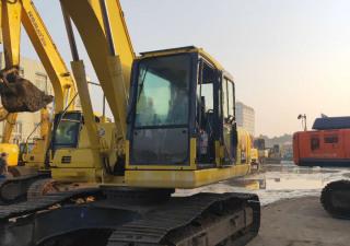 used KOMATSU 220-7 excavator