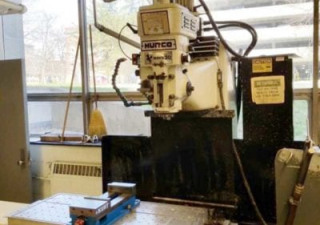 Used Hurco Hawk 30 / DSM Vertical CNC Bed Mill