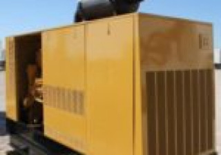 Caterpillar 3406B Diesel Generator Set, 275kW, Enclosed, Low Hours
