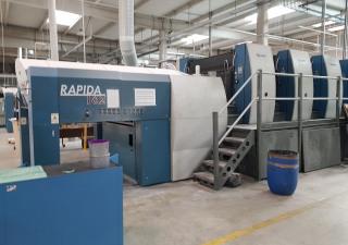 KOENIG-BAUER RAPIDA-162a-8-SW4-PWVA
