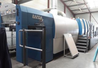 KOENIG-BAUER RAPIDA-106-5-CX-L