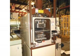 "Used Hydro-Trim 1620, 16"" x 20"" Lab Single Station Thermoformer Pressure/ Vacuum"