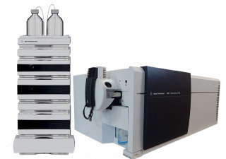 Agilent 6460 QQQ Triple Quad LCMS with HPLC System