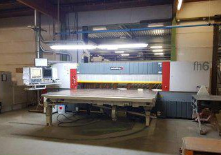 SCHELLING-FM6 330/930-Automatic panel sizing beam saw