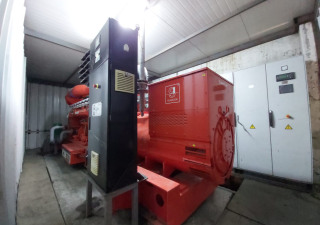 Guascor Power HGM 560 Zero Working hour