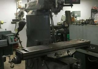 Used Variable Speed Vertical Mill   Bridgeport Series 1