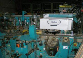 WADKIN-SUPER XJS 220-tongue and groove milling machine