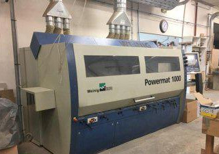 WEINIG-POWERMAT 1000-Moulder