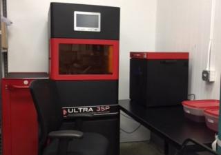 EnvisionTec Ultra 3SP 3D Printer