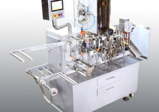 New Single Use Wet Wipes and Liquid Filling Machine