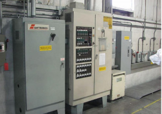"Cincinnati 4.5"" Pelletizing Line"