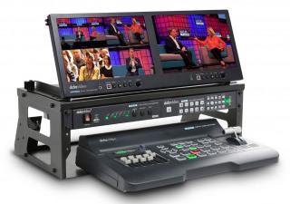 DATAVIDEO GO-500 4 Channel HD/SD Portable Video Production Studio Kit
