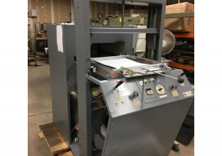 """Used AAA MBE 2121 Single Station Thermoformer 21""""x21"""""""