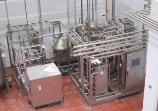 Gemak processing plant