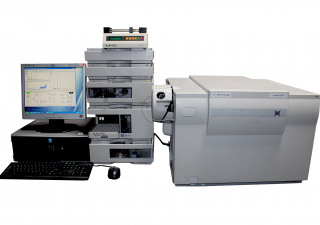 Agilent G2446A LCMS Trap XCT with Agilent 1100 Series