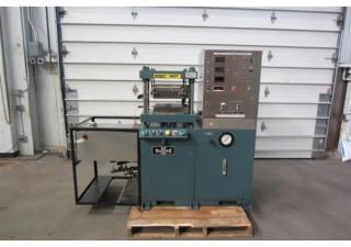 Used 30 Ton Wabash Heated Press, Model 30-12-3TMX