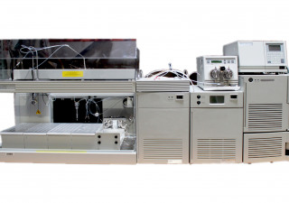 Système LCMS MSD quadripôle unique Waters 3100
